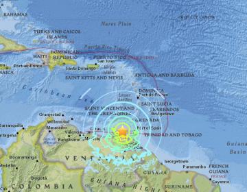 Un sismo de magnitud 7.3 sacude el norte de Venezuela; autoridades descartan muertos