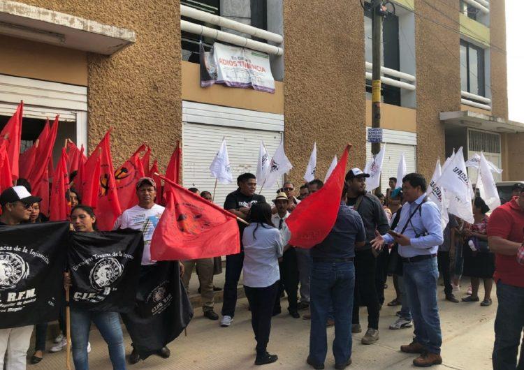 """Sindicatos: ni un peso más al """"pulpo camionero""""; llaman a la desobediencia pacífica"""