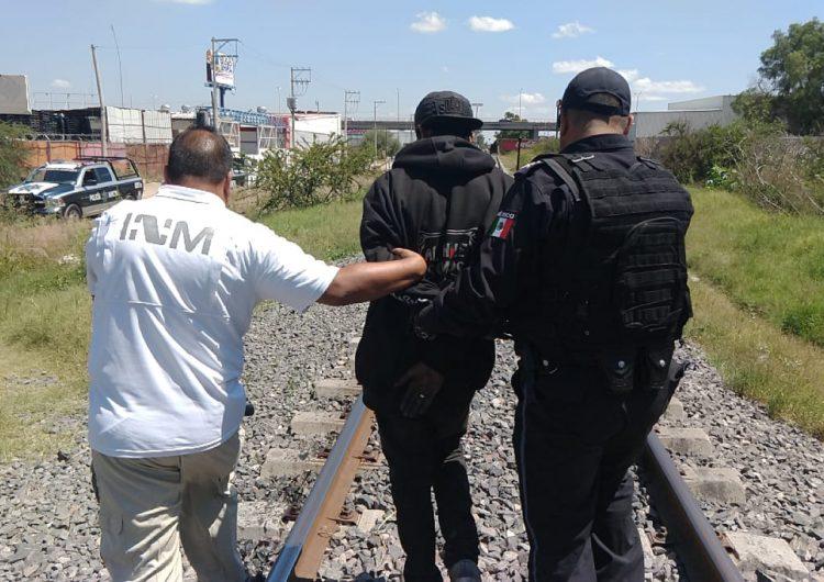 Detención de migrantes fue decisión de INM: Policía Municipal