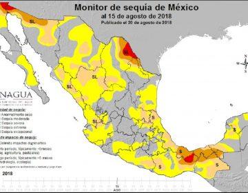 En plena temporada de lluvias, Oaxaca sufre sequía