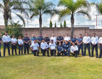 Conmemora el gobierno de JM a los bomberos en su día