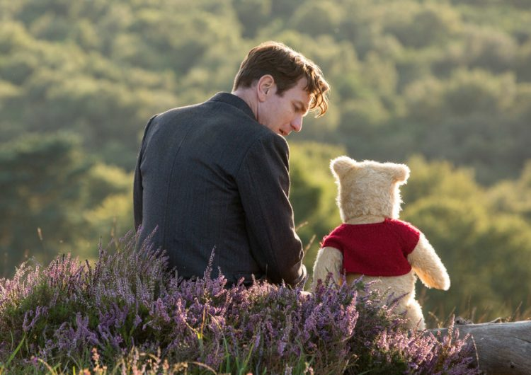 Christopher Robin nos regresa al Bosque de los Cien Acres