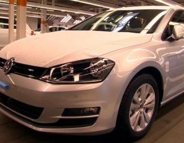 Producción del Golf A7 continuará en la planta de Puebla, aclara el Sitiavw