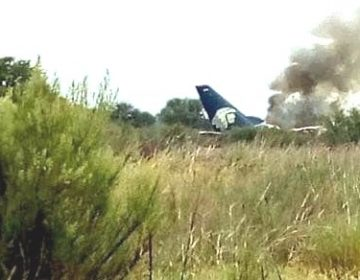 Tras accidente aéreo en Durango, queda instalada la Comisión Investigadora