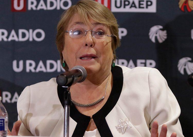 Elección en México fue ejemplar: Bachelet