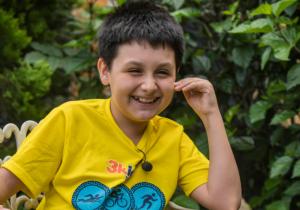 ¿Qué hacías a los 12 años? Carlos cursará la licenciatura en Física Biomédica en la UNAM