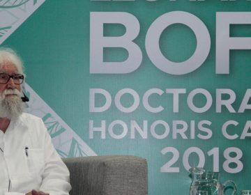 Esperanza para México la llegada de AMLO a la presidencia: Leonardo Boff