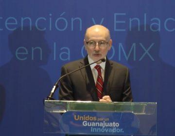 Luis Felipe Bravo Mena representará a Guanajuato en CDMX