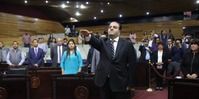 Buscará Habib cumplir plazos de ley en quejas