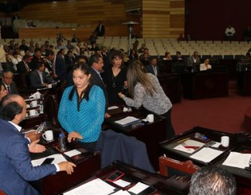Deja Congreso local iniciativas sin dictaminar
