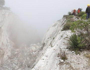 Derrumban la mina que sepultó a 5 en Dengantzha