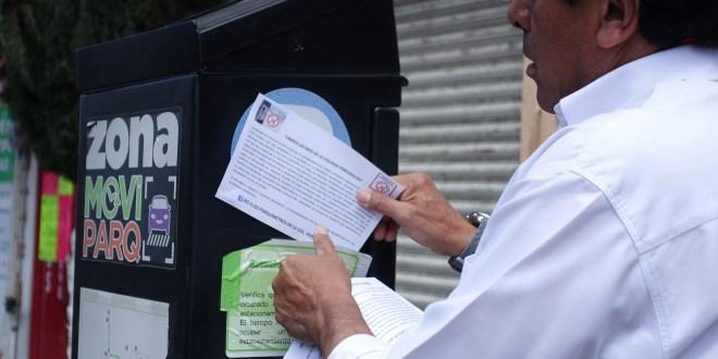 Recolección de firmas es ajena a Morena: vecinos