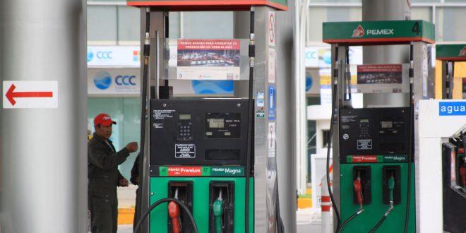 Inmoviliza Profeco 20 mangueras en gasolineras locales