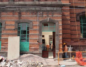 Continúa reconstrucción de 50 escuelas