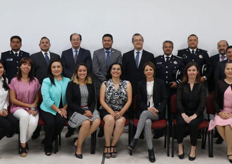 Upaep y SSPyTM a favor de salud policial