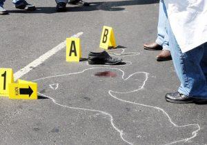 Con variaciones los registros de homicidios en México
