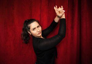 En mi baile está siempre mi sello familiar: Karime Amaya