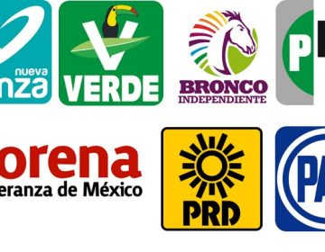 Partidos políticos locales, 1