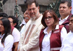 Puebla es prioridad: Yeidckol Polevnsky