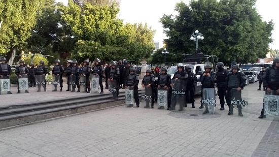 Gobierno estatal asume la seguridad en Tehuacán