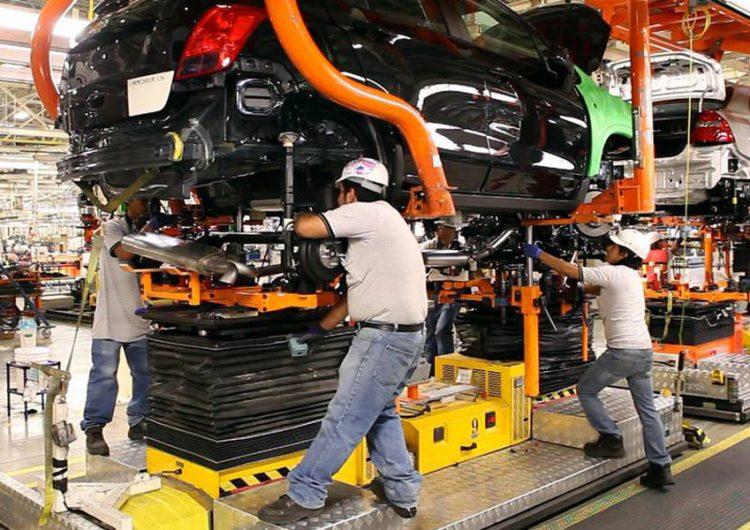 Puebla, lejos del crecimiento industrial