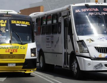 Transporte público debe mantener funcionamiento de botones de pánico