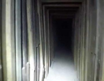 Descubren túnel de México a EEUU para traficar drogas…en un KFC abandonado