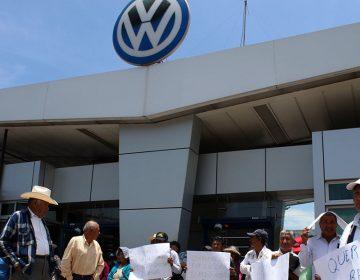 Se deslinda VW de apoyar con 70 mdp a silvicutores de la región Izta-Popo