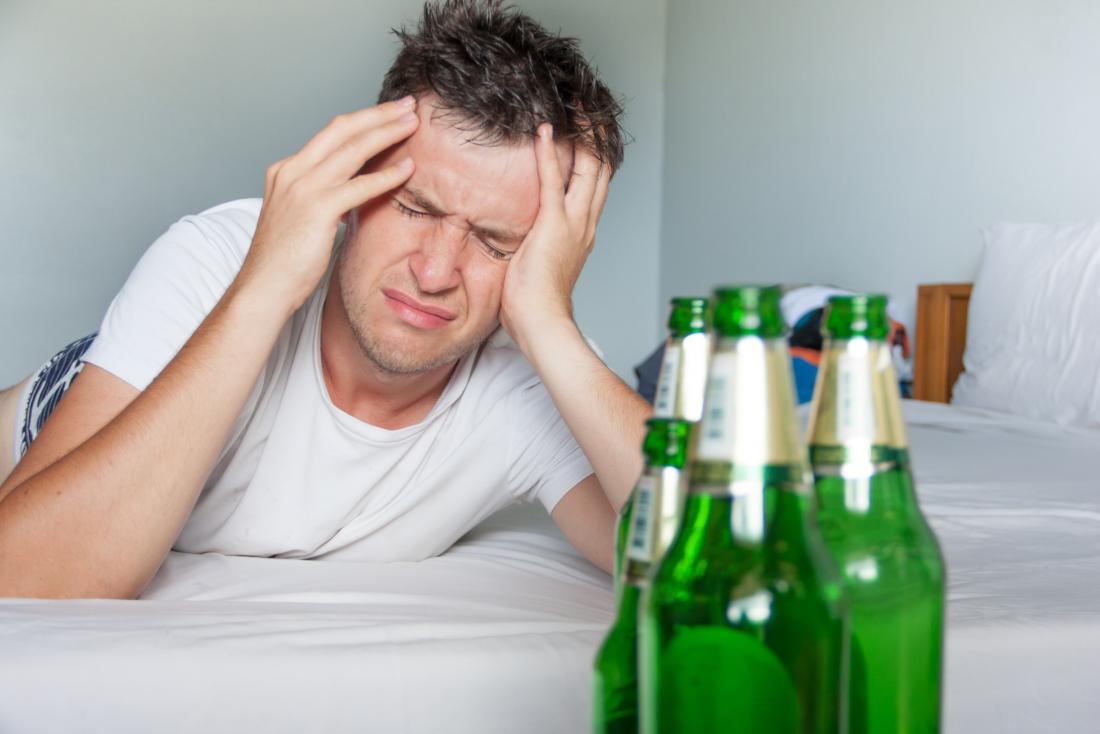 Que tomar para el vomito despues de una borrachera