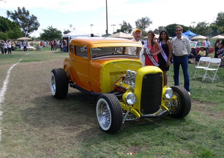 Llega 'expo' de autos clásicos a National City