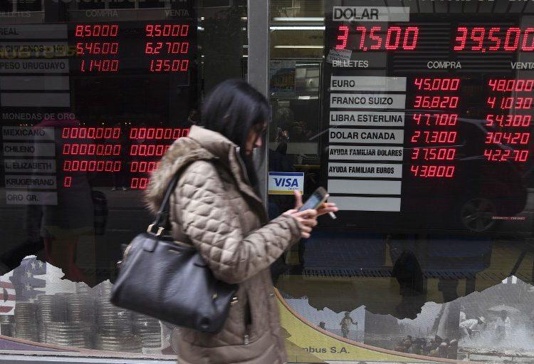 La crisis en Argentina: ¿La economía del G-20 incumplirá sus créditos o la salvará el FMI?