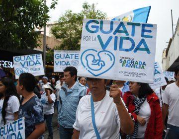 Guatemala se moviliza en debate en torno al aborto ¿Cómo va el tema en Latinoamérica?