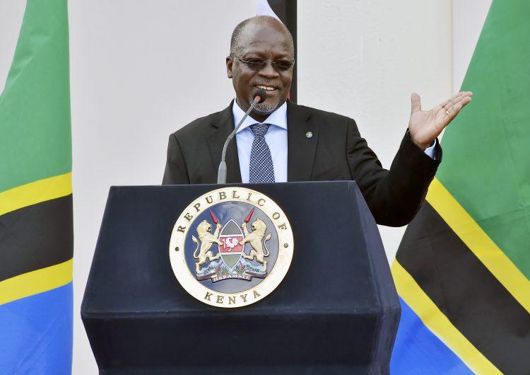 """El presidente de Tanzania le dice a las mujeres que """"abandonen"""" los anticonceptivos"""