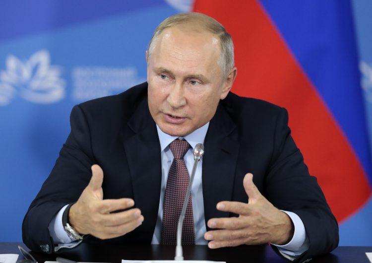 AMLO invita a Putin a reunión; podrían verse México o Argentina