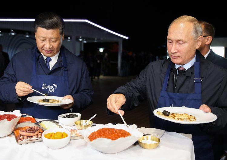 Rusia y China, ¿los nuevos mejores amigos contra Trump?