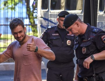 Integrante de Pussy Riot es ingresado en el hospital; sospechan envenenamiento