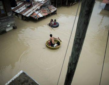 El supertifón Mangkhut deja 59 muertos en Filipinas y se adentra en China