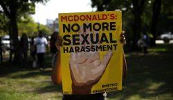 McDonald's vive huelgas de trabajadores en 10 ciudades de EE.…