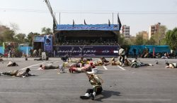 Atentado en un desfile militar en Irán deja a 29…