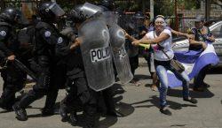 Rebrote de violencia en Nicaragua: marcha contra Ortega concluye con…