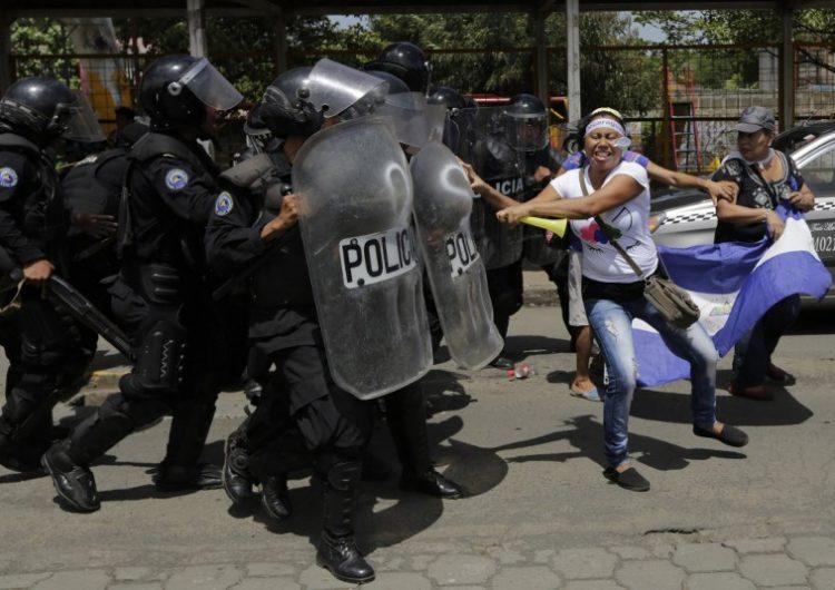 Rebrote de violencia en Nicaragua: marcha contra Ortega concluye con un menor muerto y cinco heridos