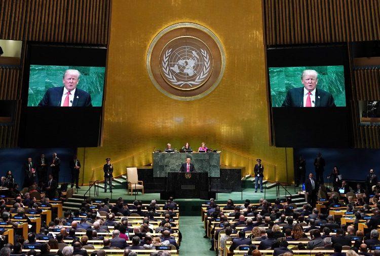 Los ataques de Trump y otros 6 puntos clave en la Asamblea General de la ONU