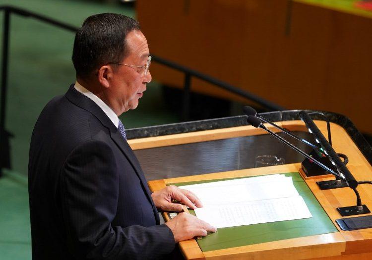 No se desarmará Corea del Norte sin la confianza de EE. UU., dice canciller