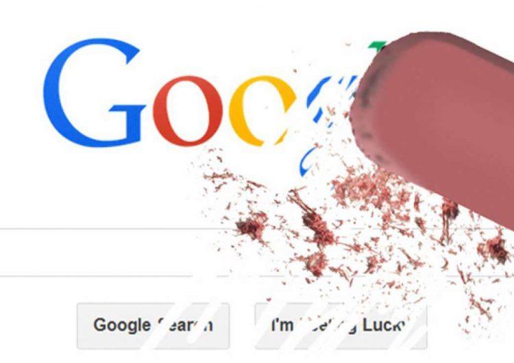 El derecho al olvido: la pelea entre Francia y Google por borrar tu rastro de internet