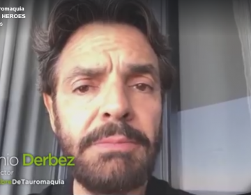 Eugenio Derbez y Kate del Castillo difunden campaña contra la tauromaquia en Coahuila