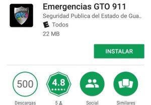 Lanzan app para emergencias en Guanajuato