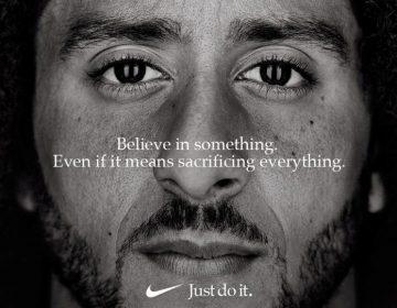 El valor de Nike aumenta 6 mil millones de dólares tras anuncio con Kaepernick