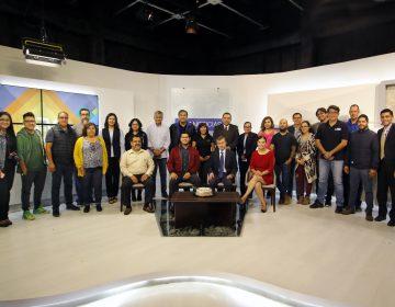 Celebra UAA TV su octavo aniversario