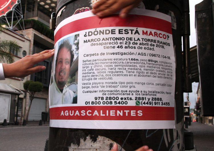 Con sus propios recursos, buscan a familiares de desaparecidos por todo el país