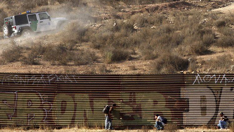 En agosto aumentó 30% las familias que cruzaron de manera ilegal a los EEUU